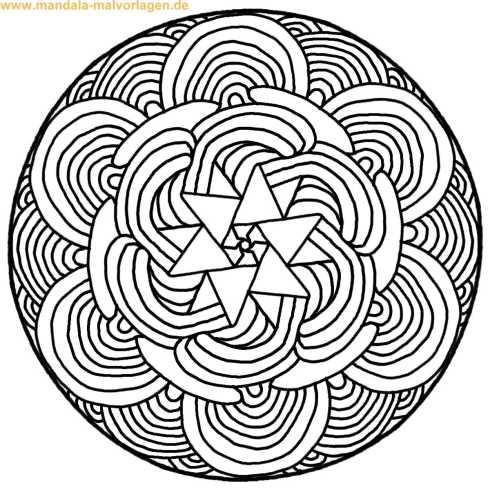 Mandala for free