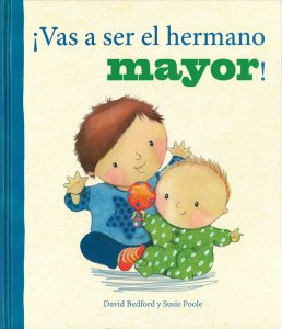 vas a ser el hermano mayor